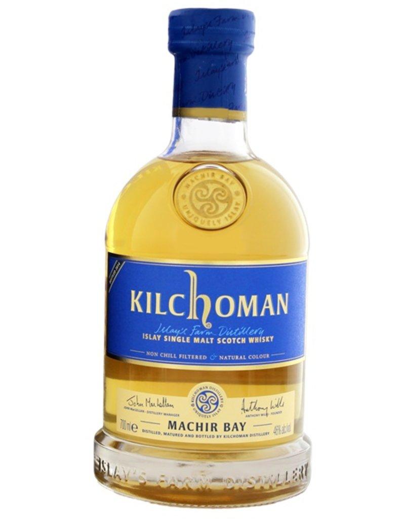 Kilchoman Single Malt Whisky Machir Bay 2014 700ml Gift Box