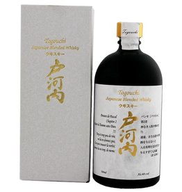 Togouchi Blended Whisky 700ml Gift Box