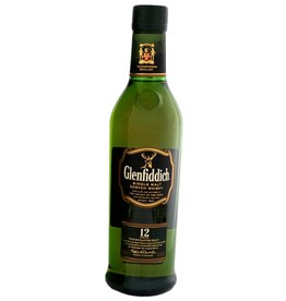 Glenfiddich 12 Years Old Malt Whisky 500ml Gift Box
