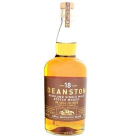 Deanston Deanston 18 Years Old Malt Whisky 700ml Gift Box