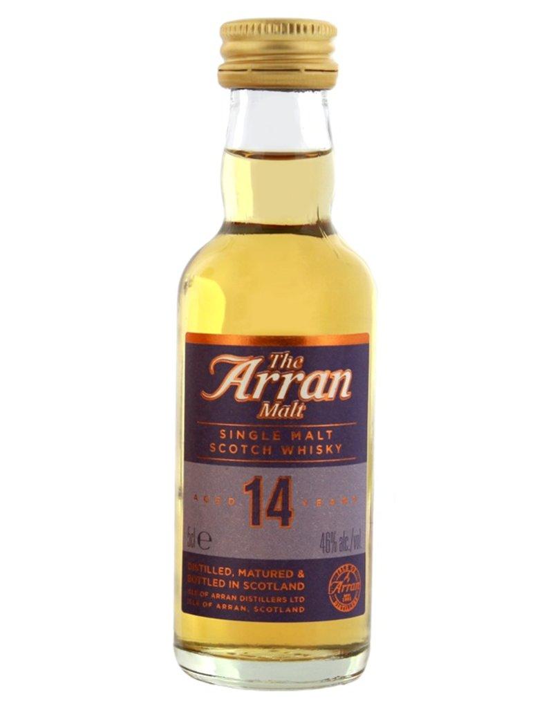Arran 14YO Malt Whisky Miniatures 50ml