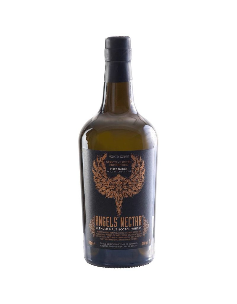 Angels Nectar Blended Malt Whisky First Edition 700ml