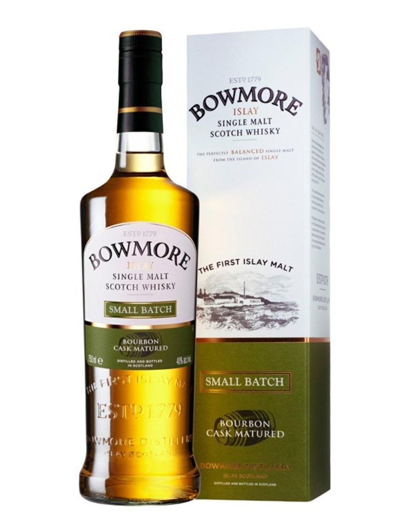 Bowmore Bowmore Small Batch 700ml Gift Box