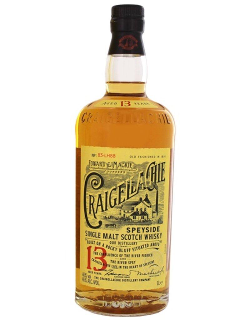 Craigellachie 13 Years Old 1 Liter Gift Box