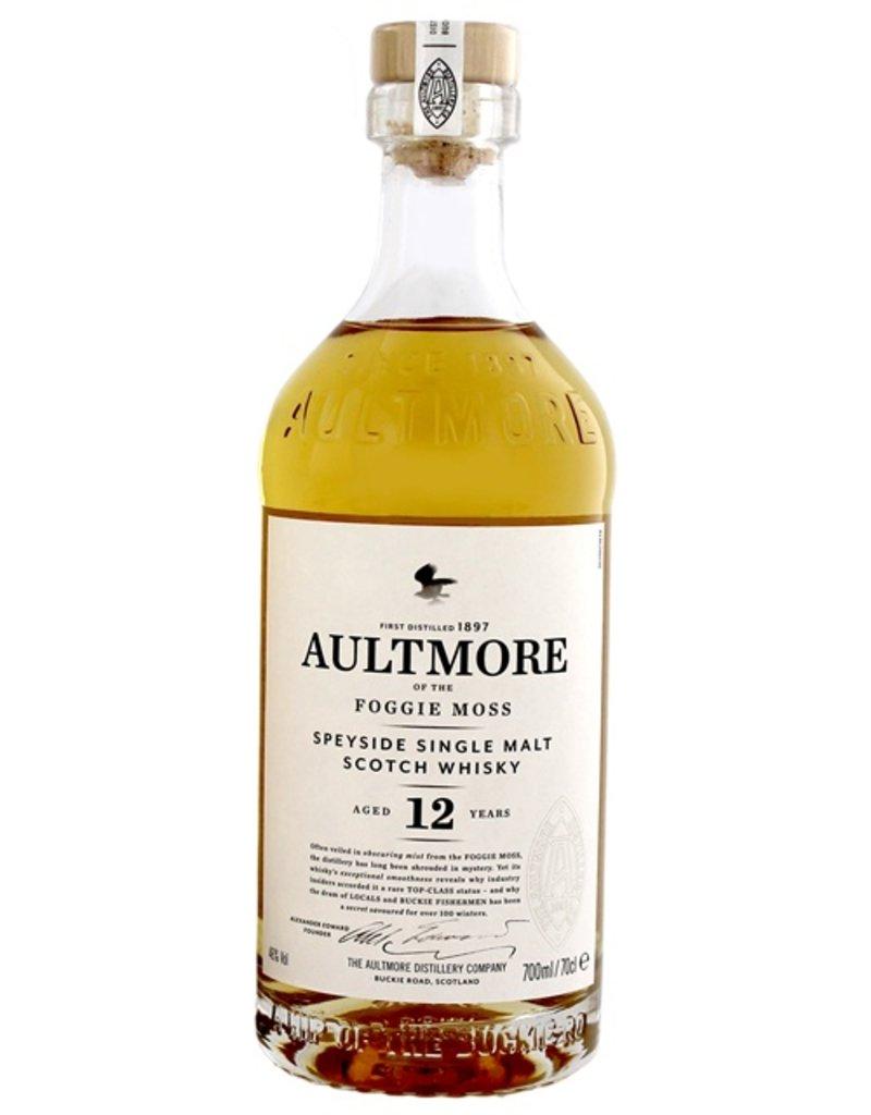 Aultmore Foggie Moss 12 Years Old 700ml Gift Box