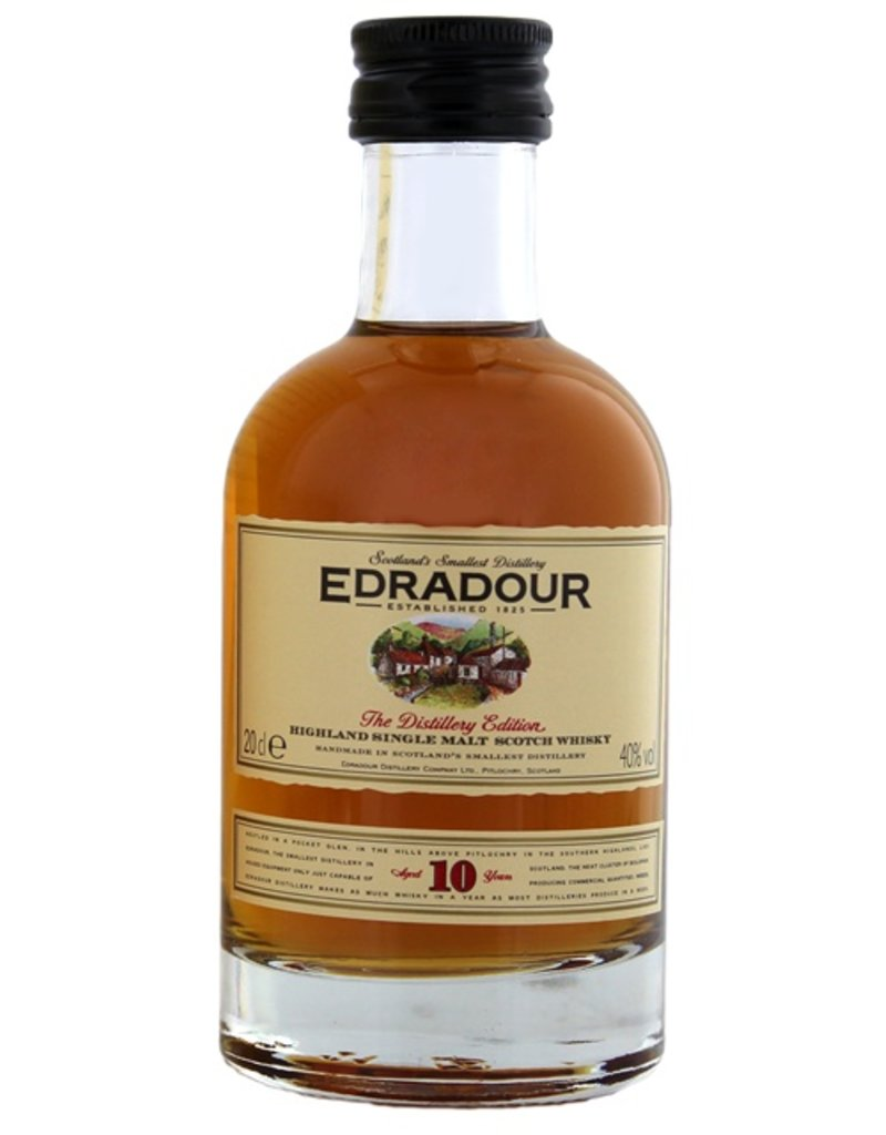 Edradour Edradour 10YO Malt Whisky 200ml Gift Box