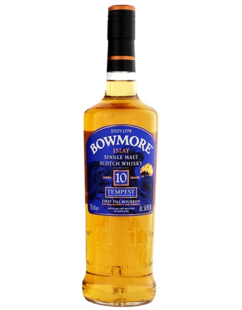 Bowmore Bowmore Tempest VI 10YO Non Chill-Filtered 700ml Gift Box