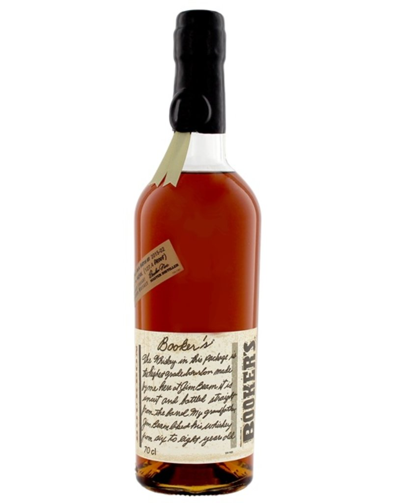 Bookers Bourbon 700ml