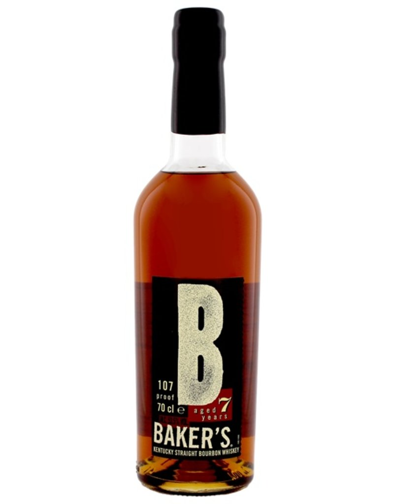 Bakers Bourbon 7 Years Old 700ml