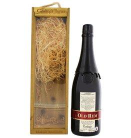 Gosling Family Reserve Rum 700ml Gift Box