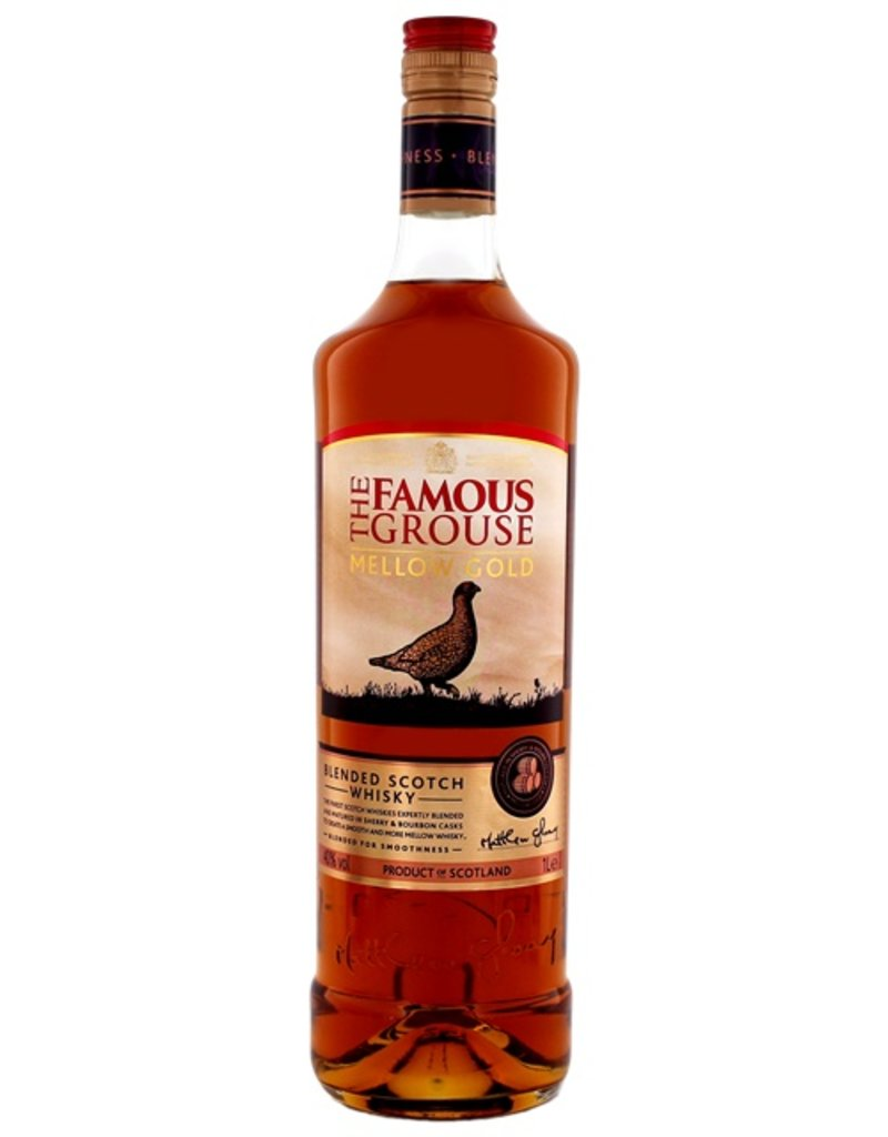 Famous Grouse Famous Grouse Mellow Gold 1 Liter