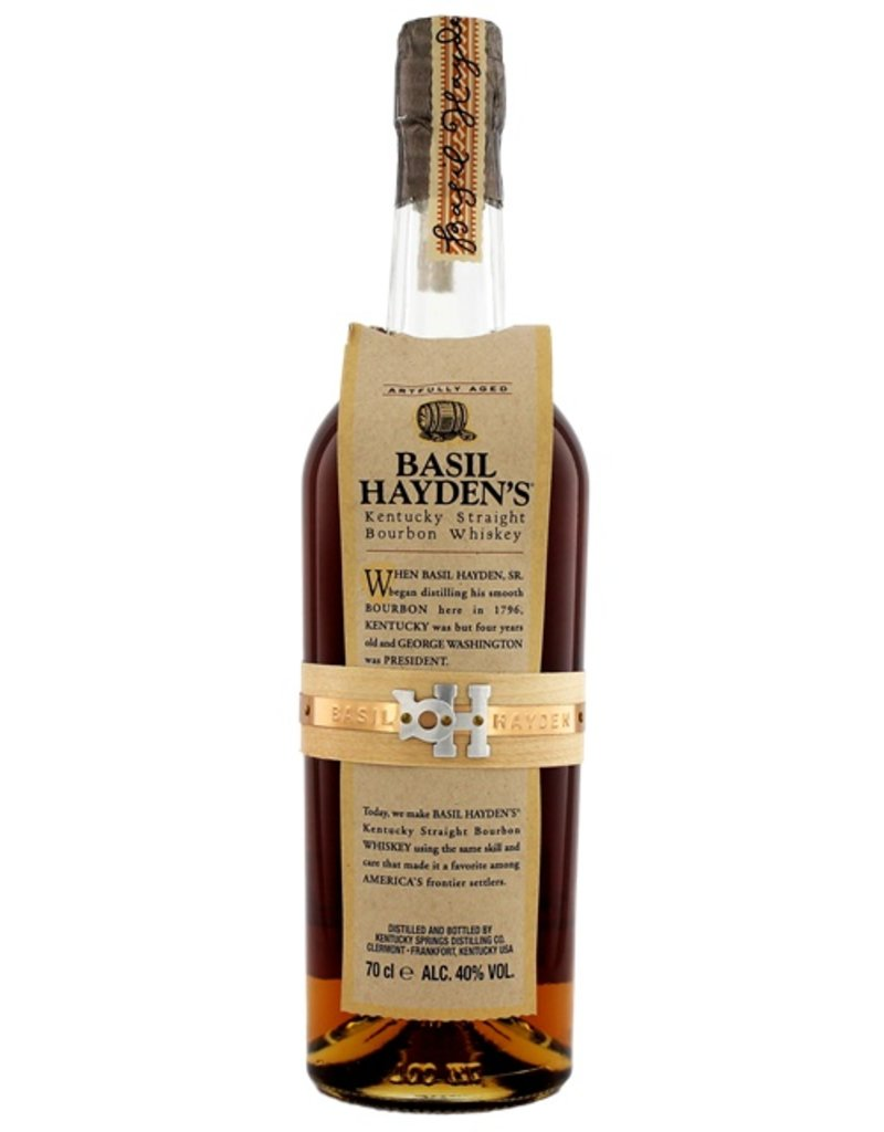 Basil Haydens Bourbon 700ml