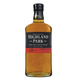 Highland Park 18 Years Old 700ml Gift Box