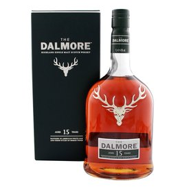 The Dalmore 15 Years Old Malt Whisky 1 Liter