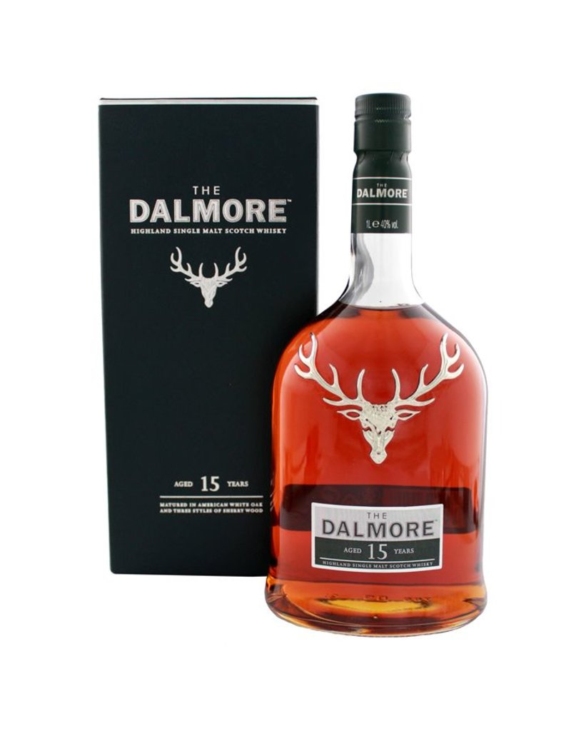 Dalmore The Dalmore 15 Years Old Malt Whisky 1 Liter