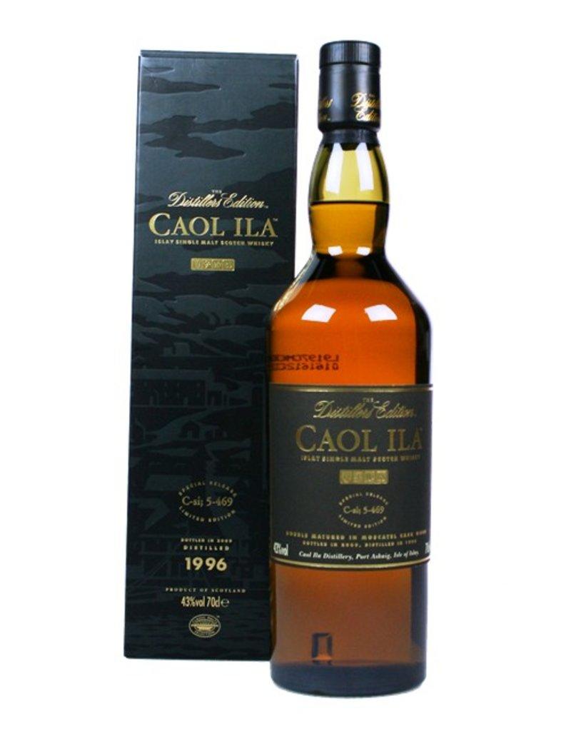 Caol Ila Caol Ila Distillers Edition 2001 700ml Gift Box