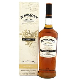 Bowmore Gold Reef 1 Liter Gift Box