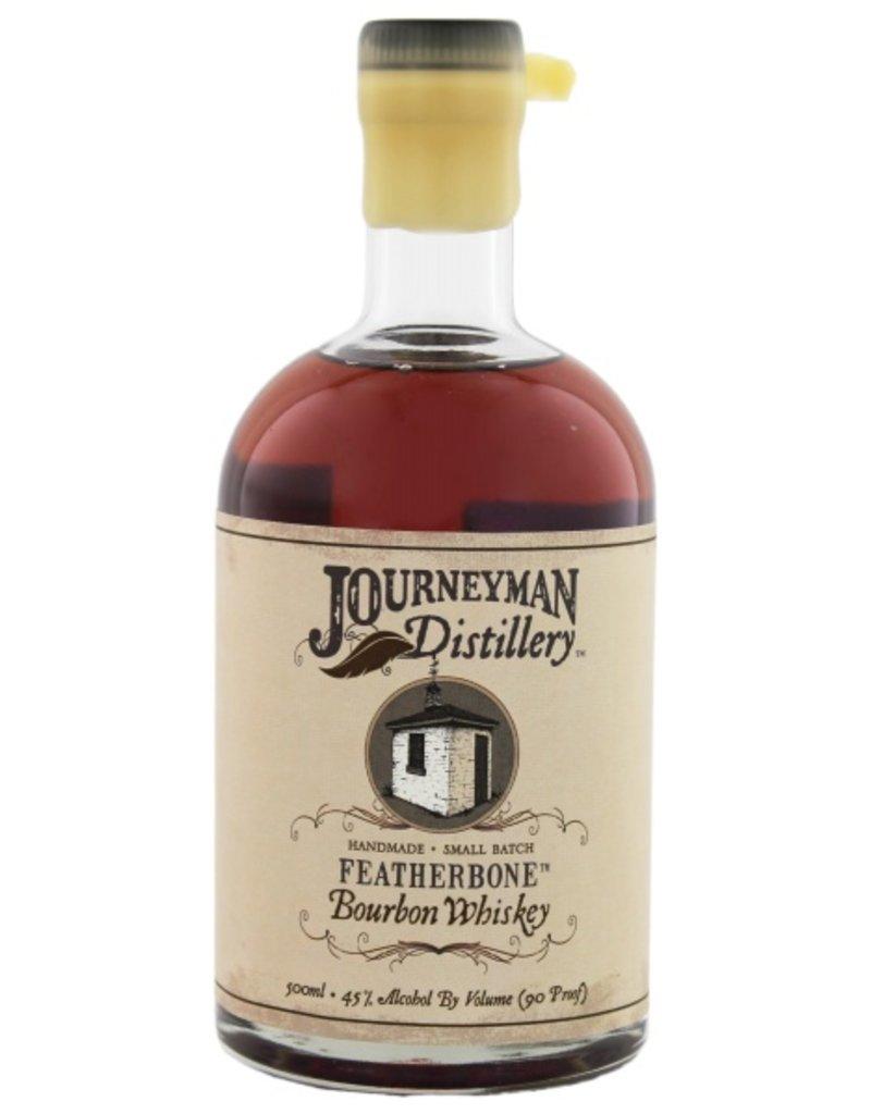 Journeyman Featherbone Bourbon 500ml