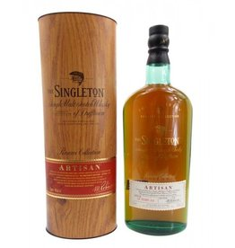 Singleton of Dufftown Reserve Collection Artisan 1 Liter Gift Box