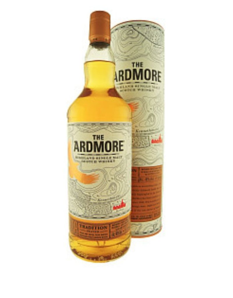 Ardmore Tradition Peated 1 Liter Gift Box