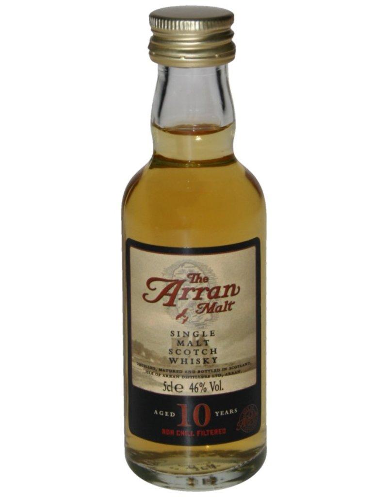 Arran 10YO Malt Whisky Miniatures 50ml