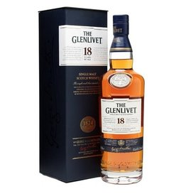 The Glenlivet 18 Years Old Malt Whisky 1 Liter Gift Box