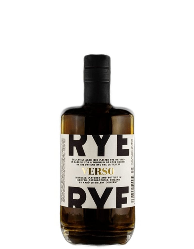 Kyro Verso Matured Rye Spirit 500ml