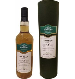 Laphroaig Laphroaig 16 Years Old Malt Whisky Limited Edition 0,35L Gift Box