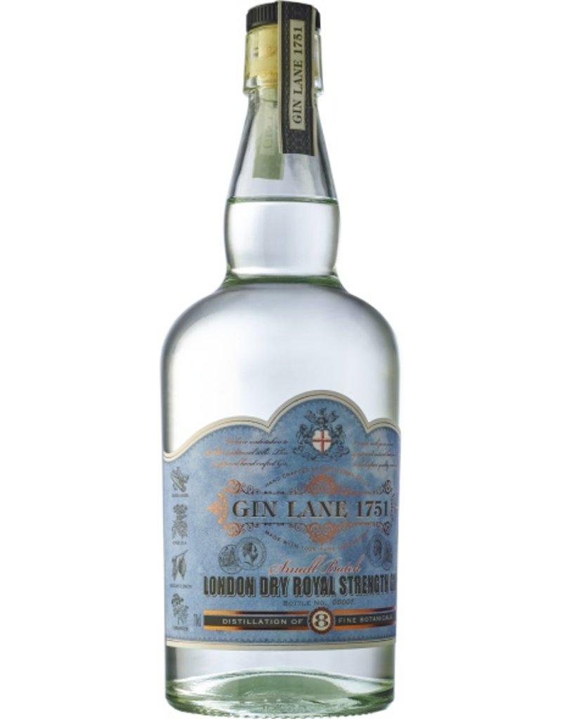 Gin Lane 1751 London Dry Royal Strength Gin 70cl