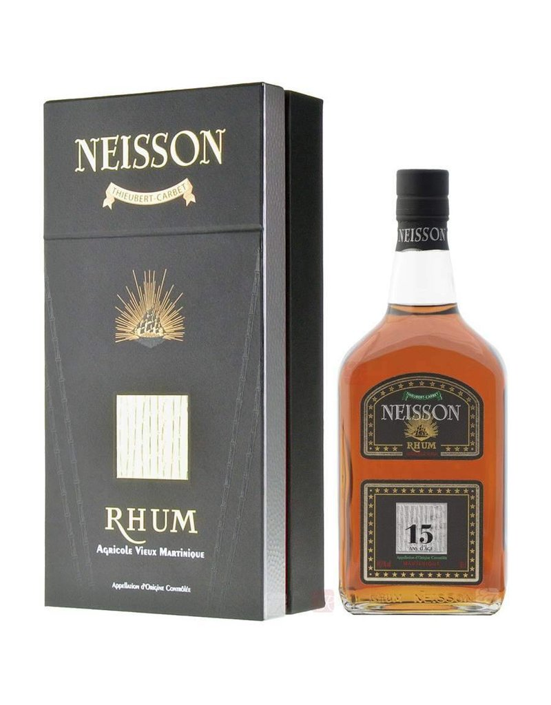 Neisson 15 years old 70cl Gift Box