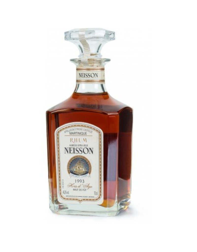 Neisson Hors d Age 1993 70cl Gift Box