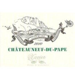 2012 Xavier Chateauneuf-du-Pape Cuvee Anonyme Blanc