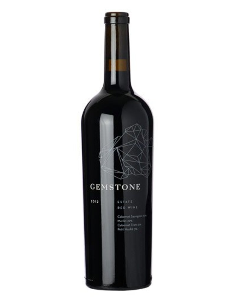 Gemstone 2012 Estate Red Blend Gemstone 75cl