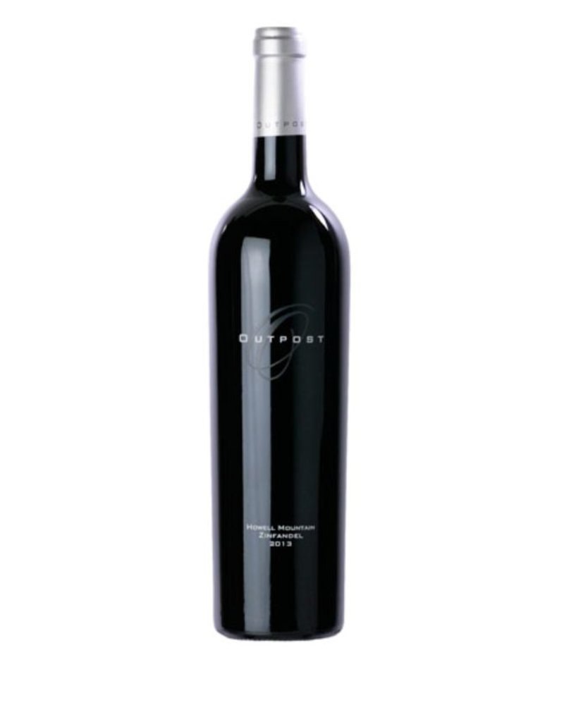 2013 Outpost Zinfandel Howell Mountain 75cl