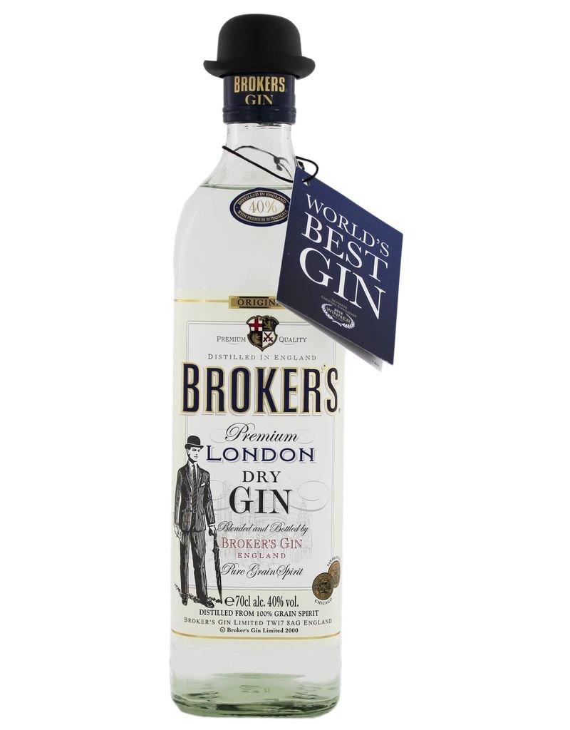 Brokers Brokers Premium Dry Gin 700ml