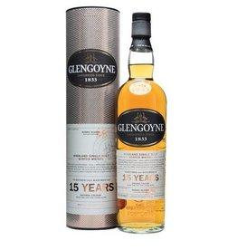 Glengoyne Glengoyne 15 Years Old Malt Whisky 1 Liter Gift box