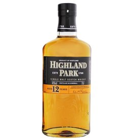 Highland Park 12 Years Old 700ml Gift box