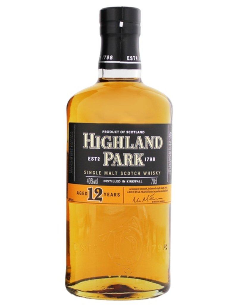 Highland Park Highland Park 12 Years Old 700ml Gift box