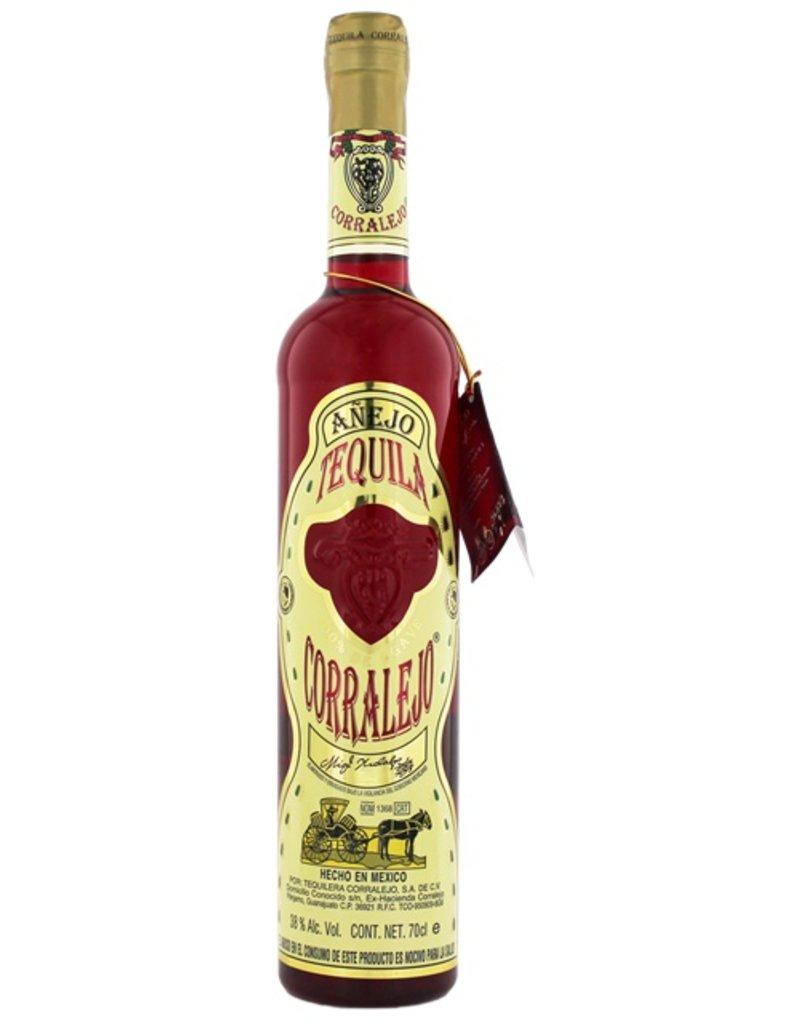 Corralejo 700 ml Tequila Corralejo Anejo 100% Agave - Mexico