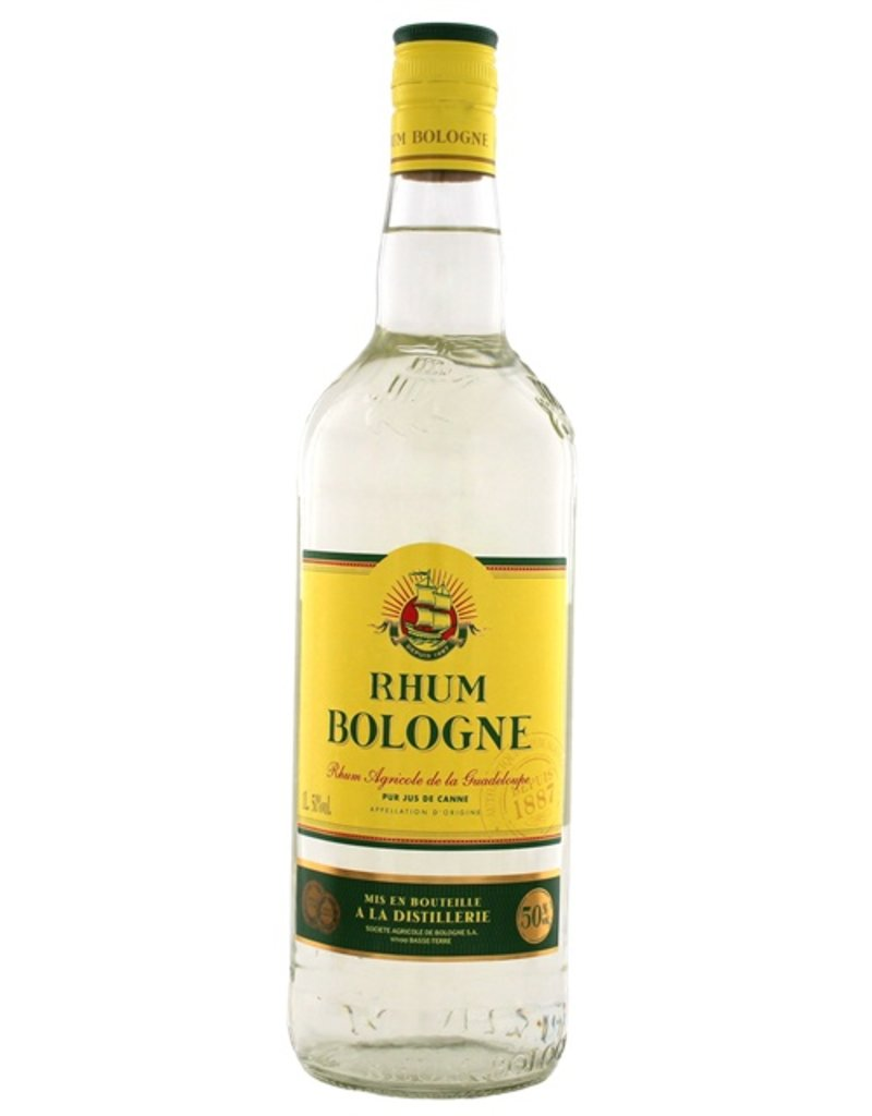 Bologne Bologne Blanc Rum - Guadeloupe 1000 ml