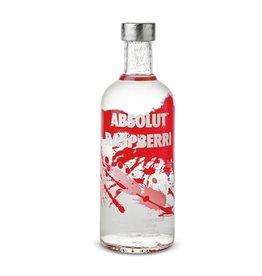 Absolut Vodka Raspberri 1,0L