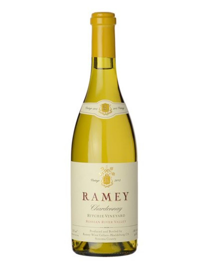 2012 Ramey Ritchie Vineyard Chardonnay