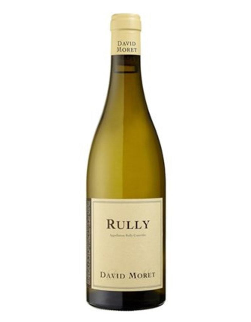 2014 David Moret Rully Chardonnay