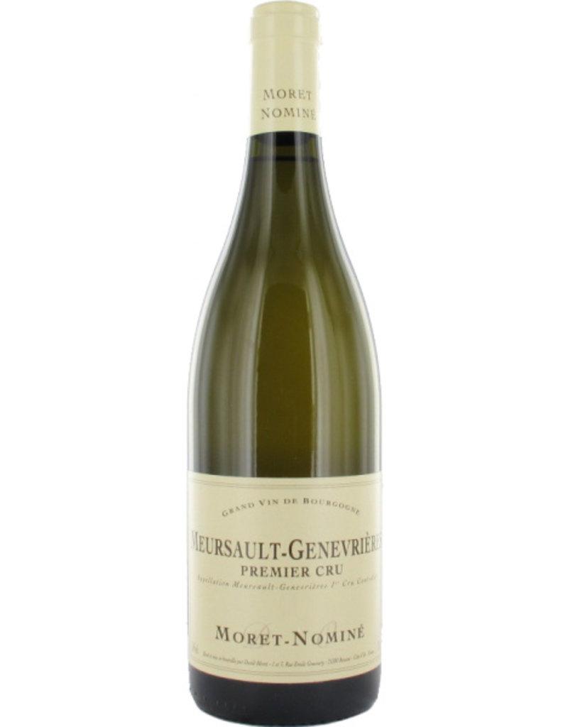 2014 David Moret Meursault Les Genevieres 1 er Cru Chardonnay