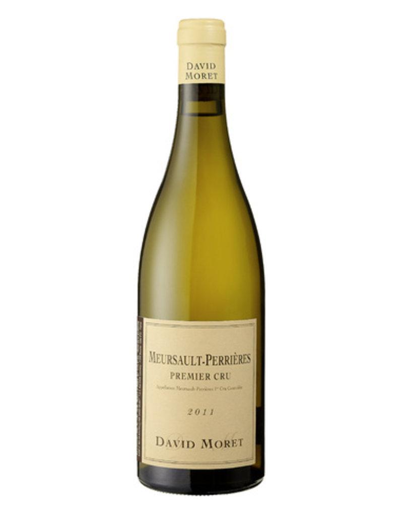 2014 David Moret Meursault Les Perrieres 1 er Cru Chardonnay