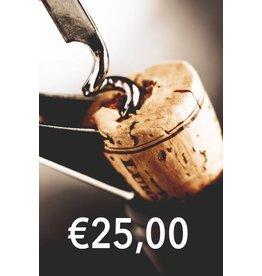 Wijn Abonnement 25 EURO