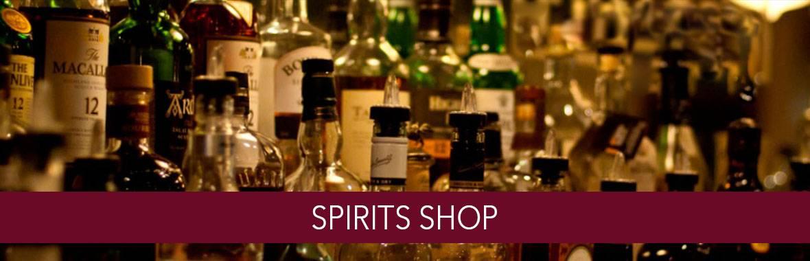 Spirits shop