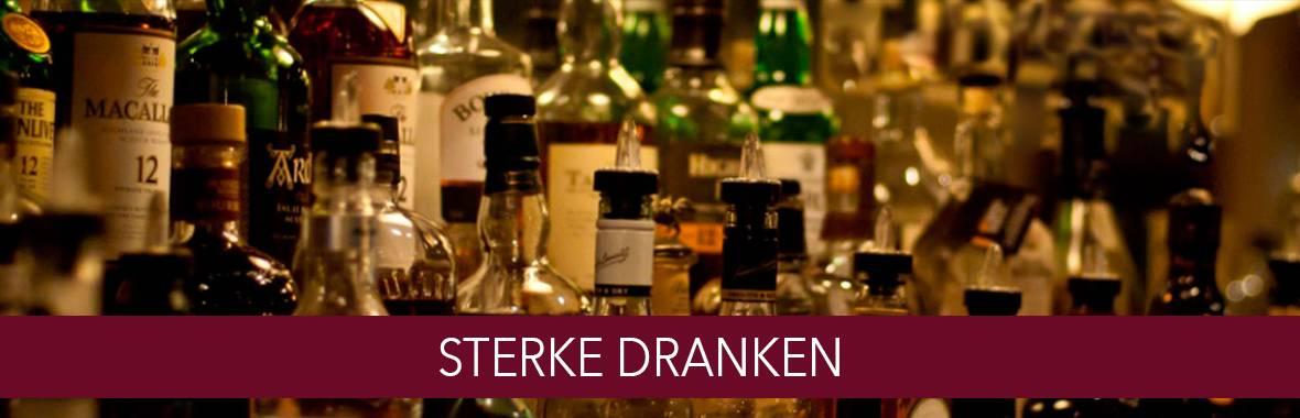 STERKE DRANKEN
