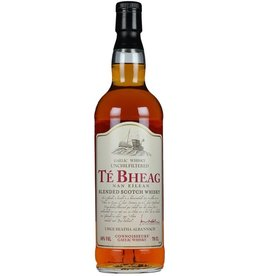 Te Bheag Te Bheag Unchilfiltered Whisky 0,7L