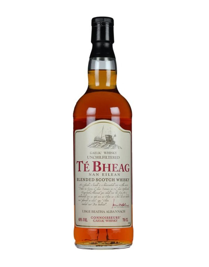 Te Bheag Te Bheag Unchilfiltered Whisky 0,7L 40,0% Alcohol